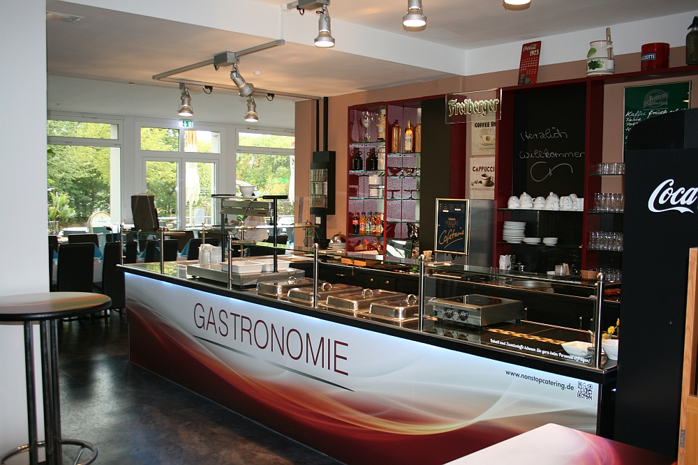 Gastronomie im Hotel AVIVA 2012